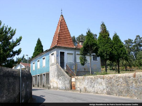 Antiga residência do Padre David Coelho