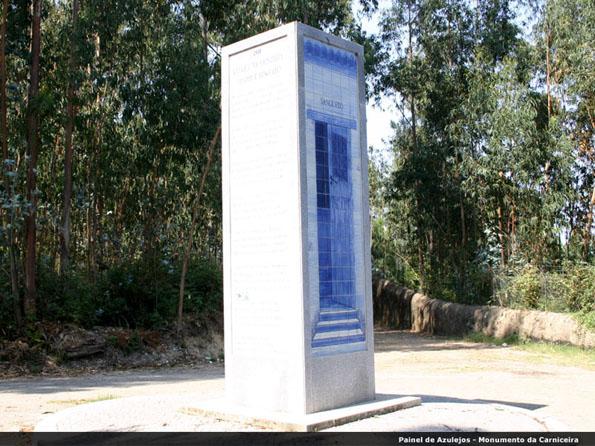 Painel de Azuleijos - Monumento da Carniceira